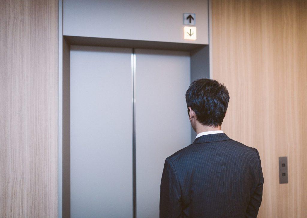 夢 エレベーター